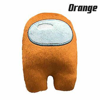 10  Cm Among Us Game Plush Soft Stuffed Dolls Toy Kids Xmas Gift
