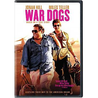 Importazione di cani da guerra [DVD] Stati Uniti d'America