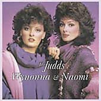 Judds - Wynonna & Naomi [CD] USA import