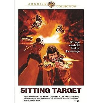 Istunnon tavoite (1972) [DVD] USA tuonti