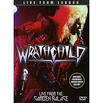 Wrathchild - Live From the Camden Palace [DVD] USA import