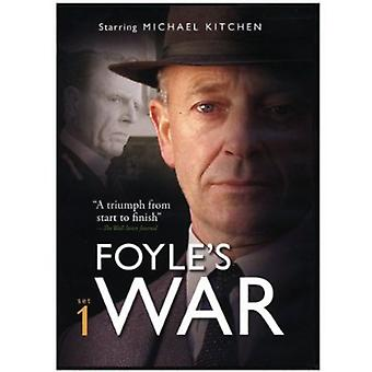 Importação de guerra Set 1 [DVD] EUA do Foyle
