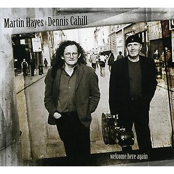 Hayes/Cahill - importation USA Welcome Here Again [CD]