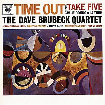 Dave Brubeck Quartet - time-out [CD] USA import