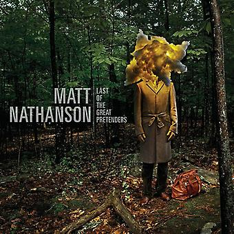 Matt Nathanson - Last of the Great Pretenders [CD] USA import