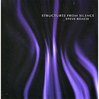 Steve Roach - Structures From Silence-2001 R [CD] USA import