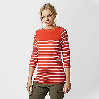 New Regatta Women's Preciosa Long Sleeve T-Shirt Red