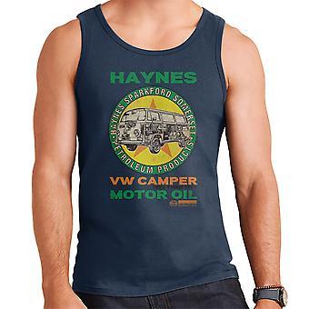 Haynes merk VW Camper motorolie mannen Vest