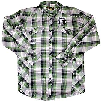 Live Mechanics Trailmaster Shirt Medieval Green