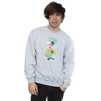 Disney mannen klassieke Mad Hatter Sweatshirt