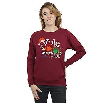 National Lampoon's Christmas Vacation Women's Yule Crack Up Sweatshirt