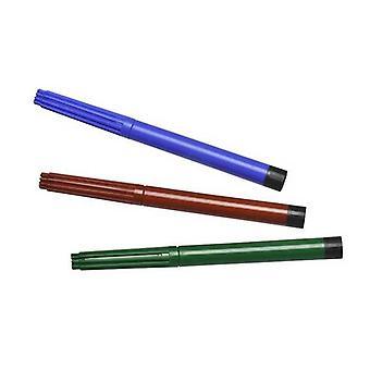 50 Marker Pens - Blue