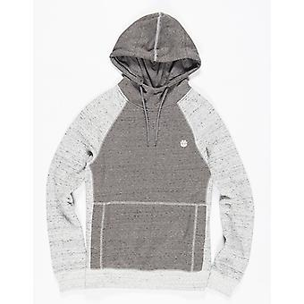 Element Meridian Pullover Hoody i grå Heather