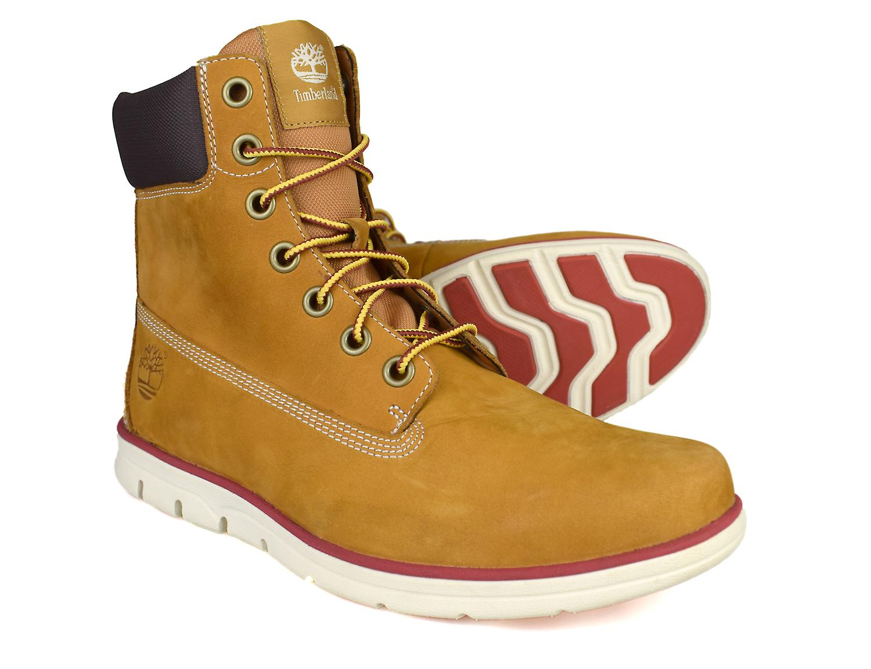 Timberland 6 Inch Wheat Lightweight Boots A125A