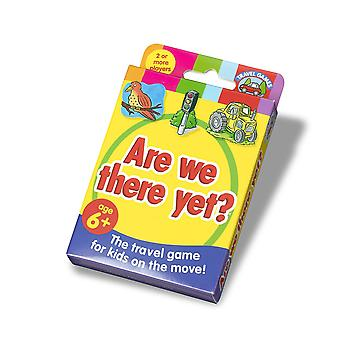 Are We There Yet Travel I Spy Card Game