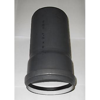 Emboîter les tuyaux 15 cm longueur 110 mm