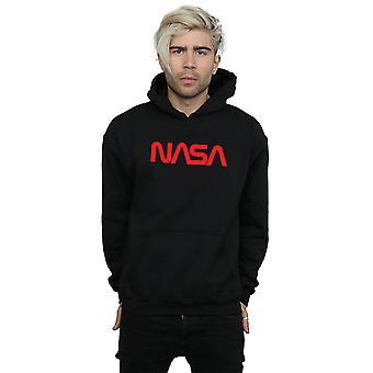 NASA Men's Modern Logo Hoodie