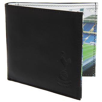 Tottenham Hotspur FC Mens Official Football Stadium Leather Wallet