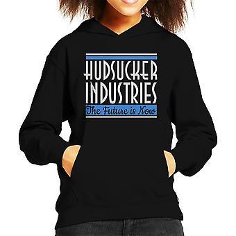 Hudsucker Proxy teollisuuden lapsi hupullinen pusero