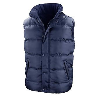 Result Core Mens Core Nova Lux Padded Gilet