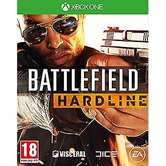 Battlefield Hardline (Xbox One) - Uusi