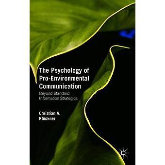 Psychology of ProEnvironmental Communication