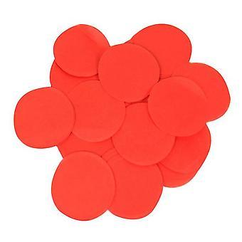 Oaktree Tissue Flame Retardant Round Paper Confetti