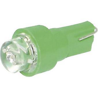 Eufab LED indicator light W2 x 4.6d 12 V