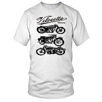 Velocette gift klassiske motorsykkel motorsykkel sykkel Mens T-skjorte
