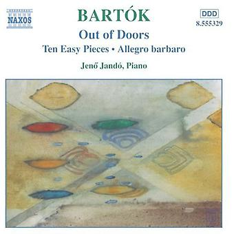 B. Bartok - Bart K: Out of Doors [CD] USA import