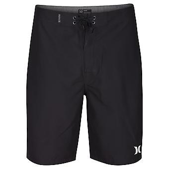 Hurley Icon Mid Length Boardshorts in Black