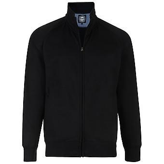 KAM Full Zip Fleece Top