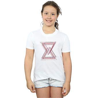 בנות מארוול הנוקמים אינפיניטי מלחמת שחור אלמנה שחורה T-חולצת