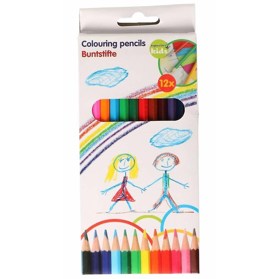 Crayons de couleur (12-Pack)