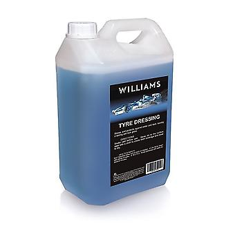 Rokit Williams Tyre Dressing 5L Premium Grade, Heavy Duty and High Gloss