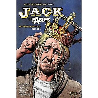 Jack of Fables - Book 1 by Bill Willingham - Matthew Sturges - 9781401