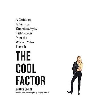 The Cool Factor by Andrea Linett - 9781579656485 Book
