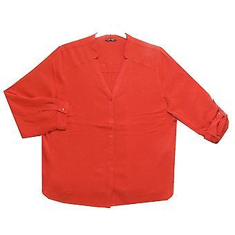 OLSEN Blouse 12001355 Red