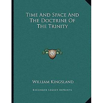 Time and Space and the Doctrine of the Trinity