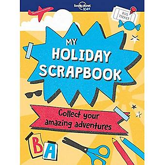 My Holiday Scrapbook (Lonely Planet Kids)