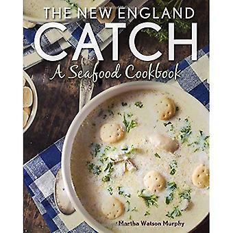 De vangst van New England: Een Seafood Cookbook