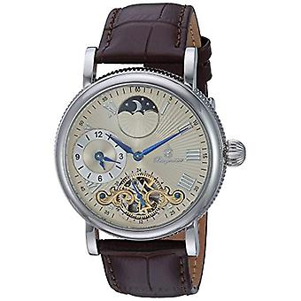 Burgmeister Unisex analogue watch with leather strap BM226-175