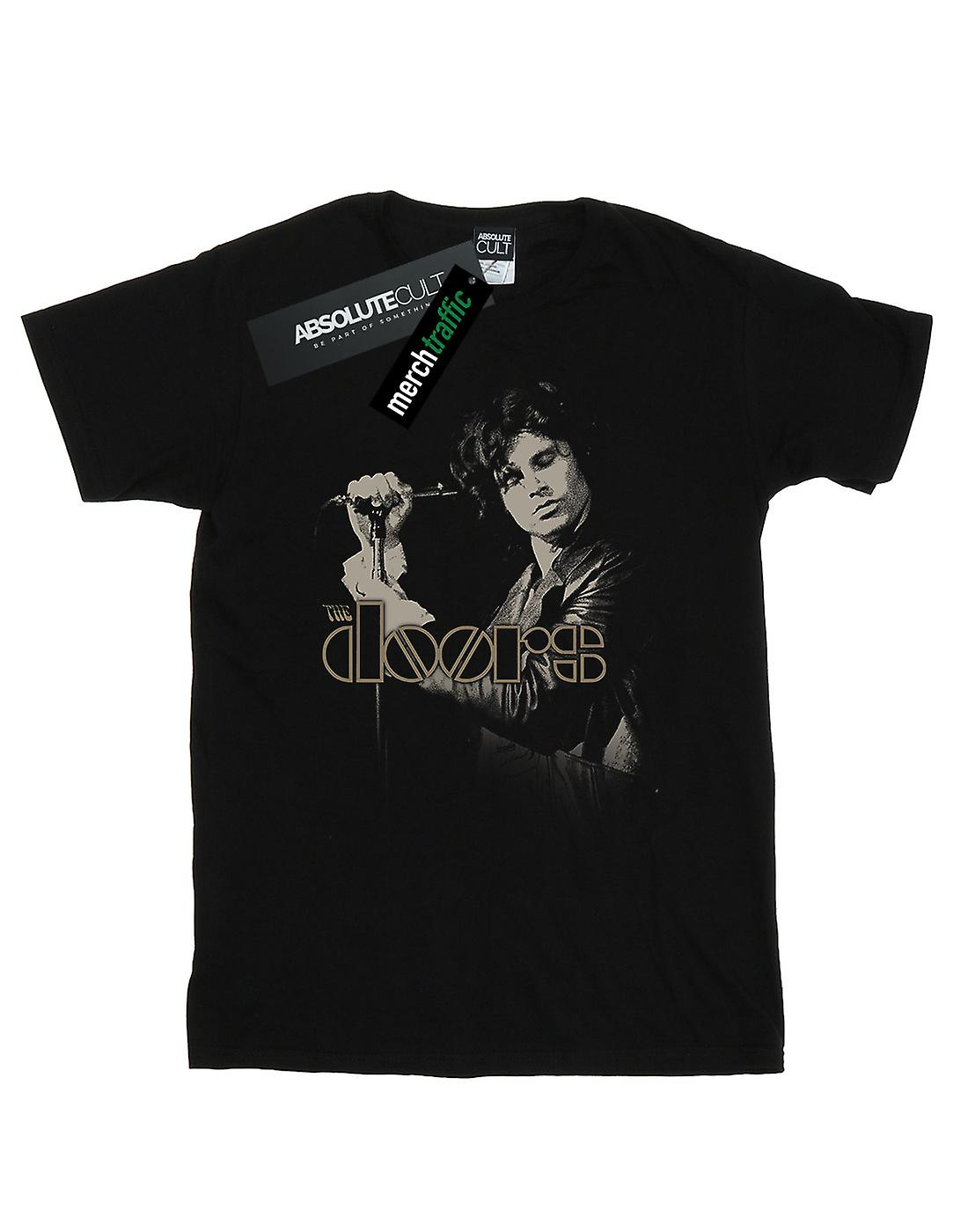 The Doors Women's Jim Morrison Stage Boyfriend Fit T-Shirt