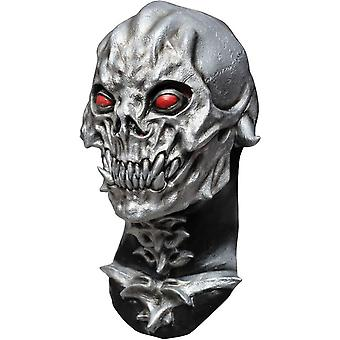 Kraniet Destroyer Latex maske til Halloween