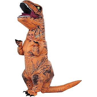 T Rex Inflatable Costume For Child