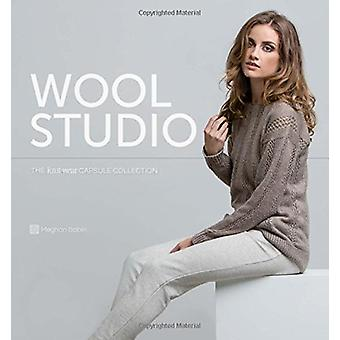 Wool Studio - The Knitwear Capsule Collection by Interweave Editors -