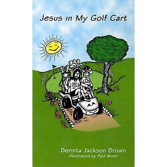 يسوع في عربة الجولف براون & جاكسون برنيتا