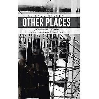 Otros lugares simplemente porque no sabemos que existe significa que no existe por Dileski & A. Paul