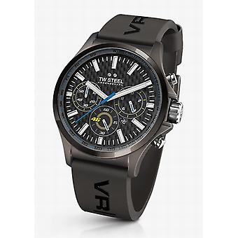 TW Steel Pilot Vr46 Tw935 Valentino Rossi watch 45 mm