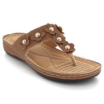 Aarz London Freya- Day-wear Trendy Flats